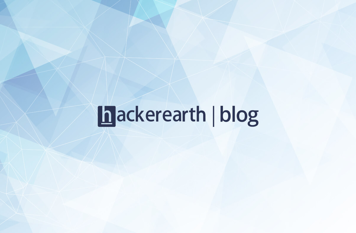 HackerEarth, 3 years and a new logo