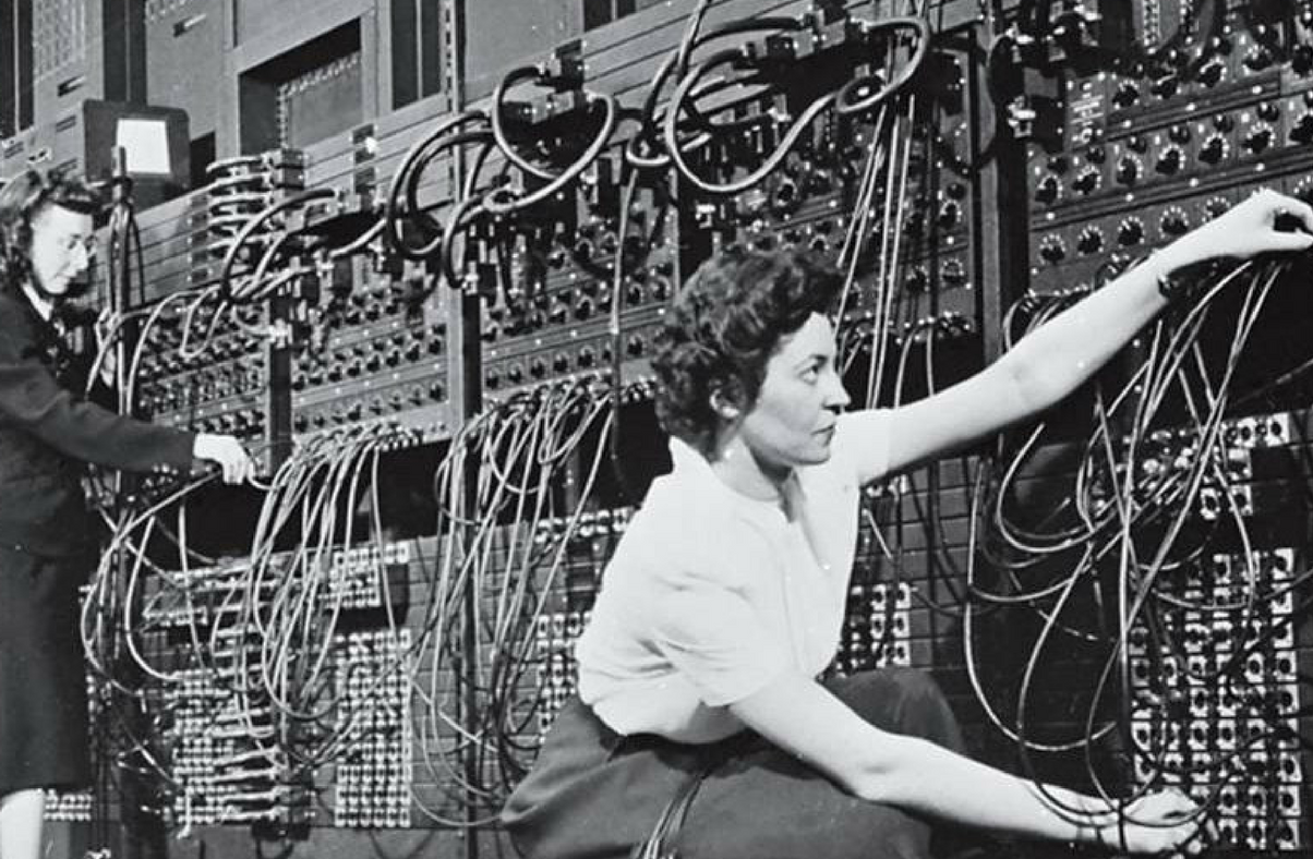 Top women programmers in history