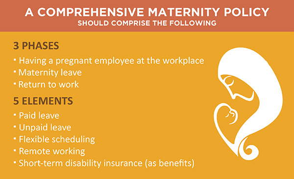 Comprehensive Maternity Policy: Promote Gender Diversity